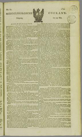 Middelburgsche Courant 1824-05-25