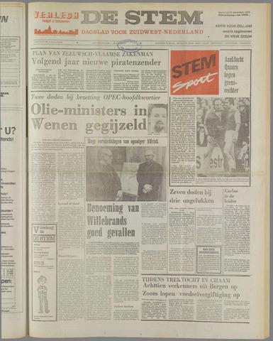 de Stem 1975-12-22
