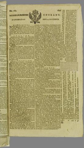 Middelburgsche Courant 1806-12-25
