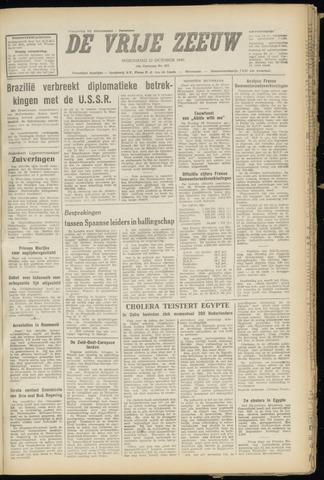 de Vrije Zeeuw 1947-10-22