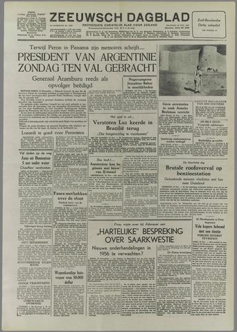 Zeeuwsch Dagblad 1955-11-14