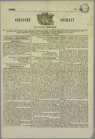 Goessche Courant 1850-02-04