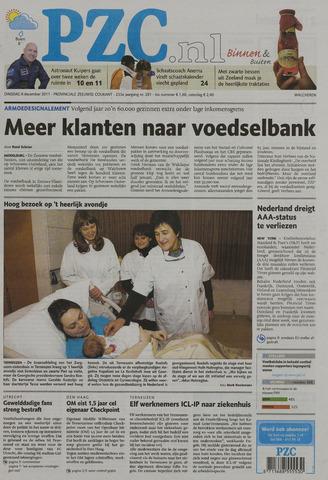 Provinciale Zeeuwse Courant 2011-12-06