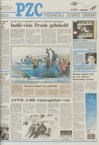 Provinciale Zeeuwse Courant 1995-01-13