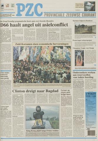 Provinciale Zeeuwse Courant 1998-11-09
