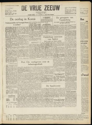 de Vrije Zeeuw 1951-05-29
