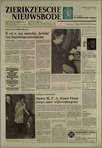 Zierikzeesche Nieuwsbode 1976-12-17