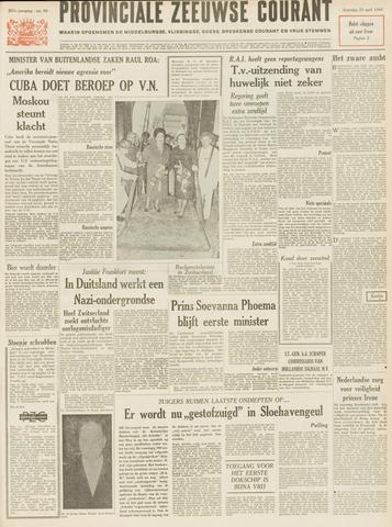 Provinciale Zeeuwse Courant 1964-04-25