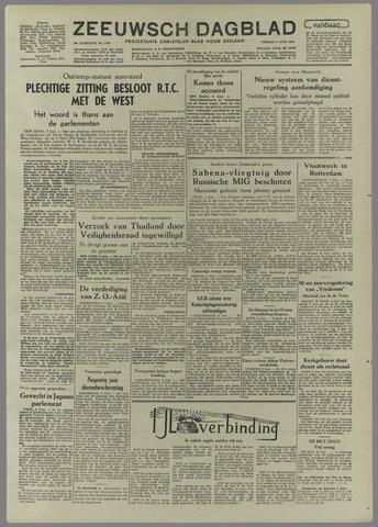 Zeeuwsch Dagblad 1954-06-04
