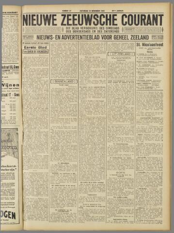 Nieuwe Zeeuwsche Courant 1933-11-18