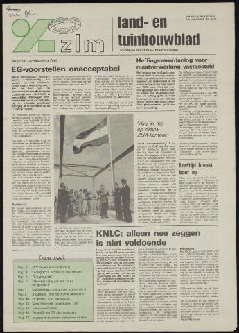 Zeeuwsch landbouwblad ... ZLM land- en tuinbouwblad 1991-03-08
