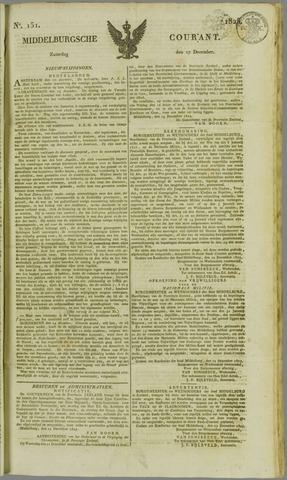 Middelburgsche Courant 1825-12-17