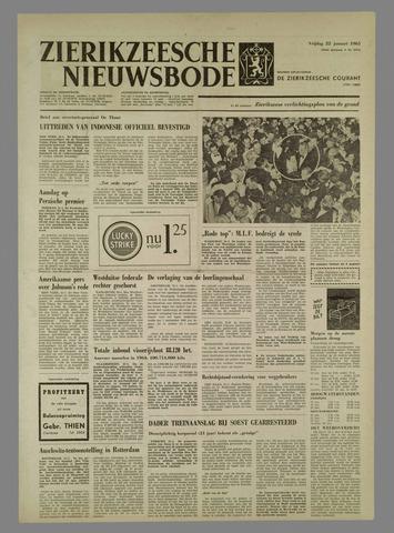 Zierikzeesche Nieuwsbode 1965-01-22