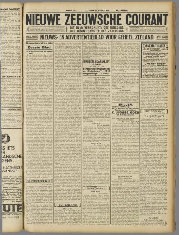 Nieuwe Zeeuwsche Courant 1930-10-18