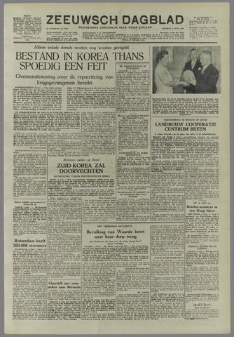 Zeeuwsch Dagblad 1953-06-09