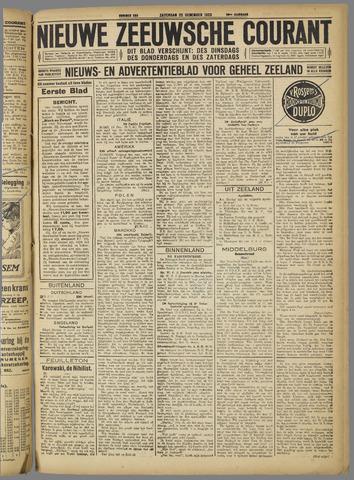 Nieuwe Zeeuwsche Courant 1923-12-22