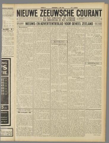 Nieuwe Zeeuwsche Courant 1934-06-07