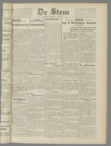 de Stem 1945-09-24