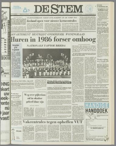 de Stem 1985-08-23