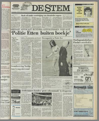 de Stem 1989-09-26