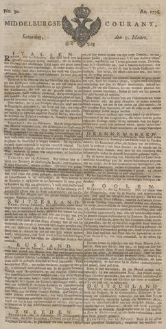 Middelburgsche Courant 1776-03-09