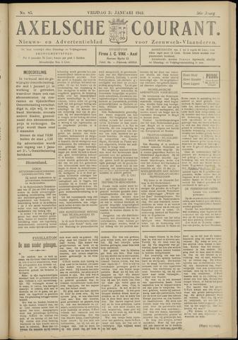 Axelsche Courant 1941-01-31