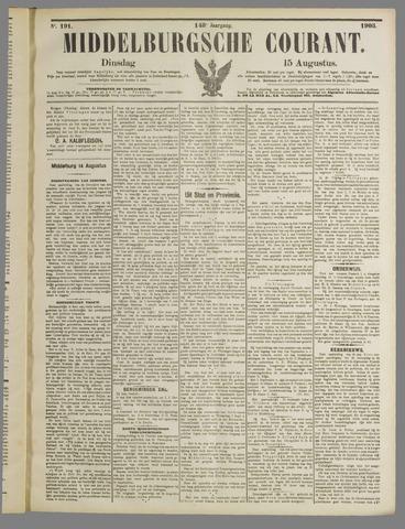 Middelburgsche Courant 1905-08-15