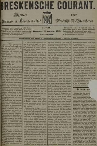 Breskensche Courant 1913-08-13