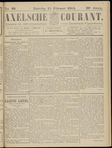 Axelsche Courant 1915-02-13