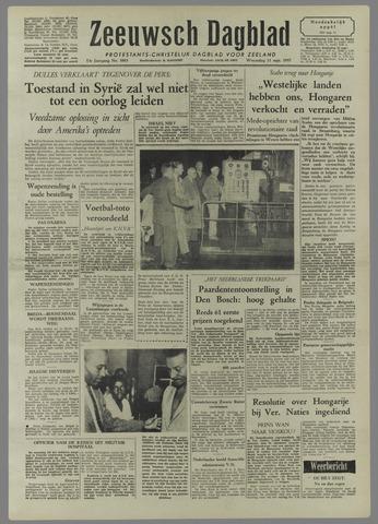 Zeeuwsch Dagblad 1957-09-11