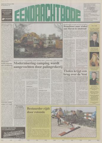 Eendrachtbode (1945-heden)/Mededeelingenblad voor het eiland Tholen (1944/45) 2004-02-19