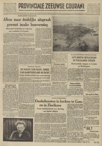 Provinciale Zeeuwse Courant 1953-11-09