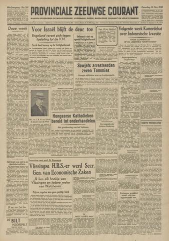 Provinciale Zeeuwse Courant 1948-12-18