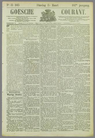 Goessche Courant 1915-03-23