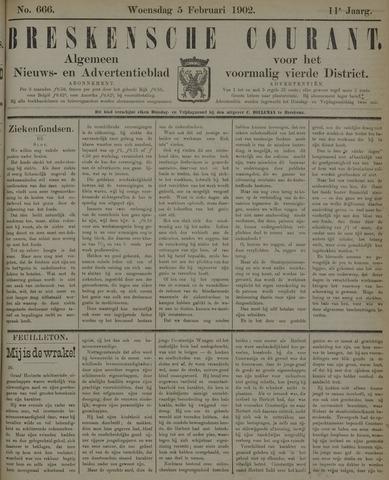 Breskensche Courant 1902-02-05