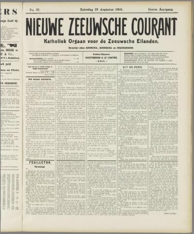 Nieuwe Zeeuwsche Courant 1905-08-19