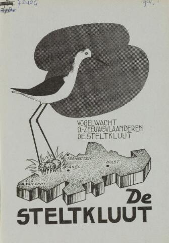 de Steltkluut 1981