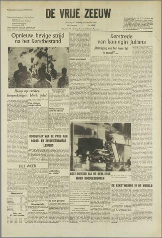 de Vrije Zeeuw 1965-12-27