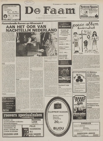 de Faam en de Faam/de Vlissinger 1979