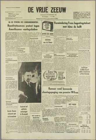 de Vrije Zeeuw 1968-11-27