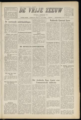 de Vrije Zeeuw 1948-02-03