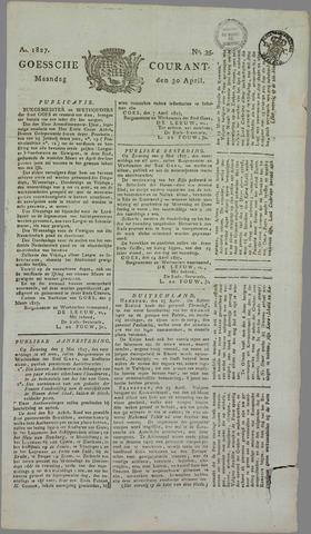 Goessche Courant 1827-04-30