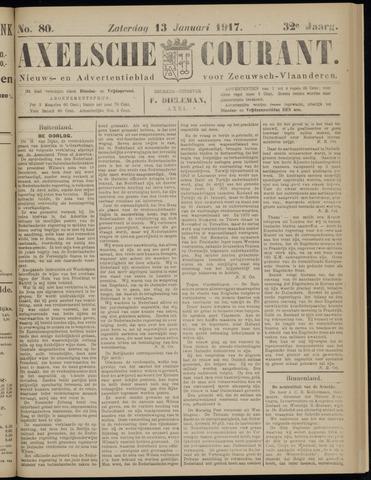 Axelsche Courant 1917-01-13