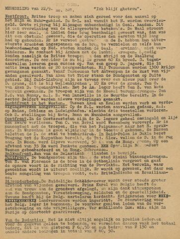 Vrij Goes 1944-09-22