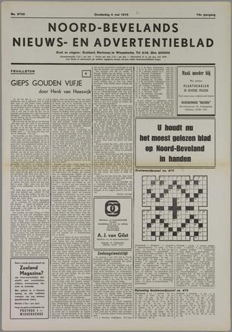 Noord-Bevelands Nieuws- en advertentieblad 1976-05-06