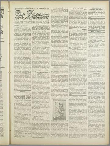 De Zeeuw. Christelijk-historisch nieuwsblad voor Zeeland 1944-03-15