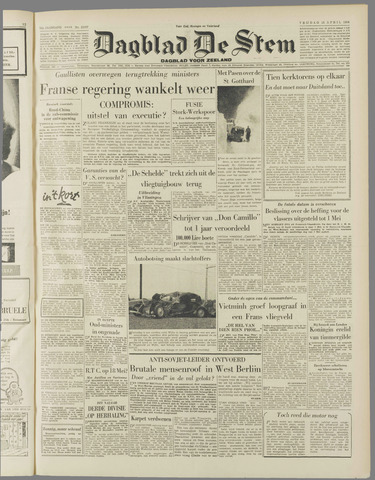 de Stem 1954-04-16