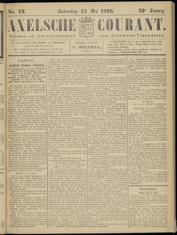 Axelsche Courant 1916-05-13