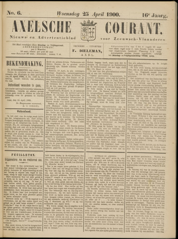 Axelsche Courant 1900-04-25