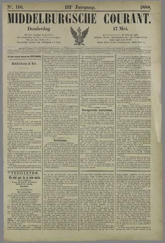 Middelburgsche Courant 1888-05-17